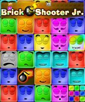 Free BrickShooter Jr Game