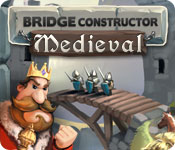 Free BRIDGE CONSTRUCTOR: Medieval Game