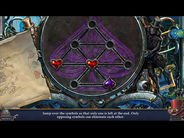 Bridge to Another World: Alice in Shadowland Collector's Edition Game screenshot 3