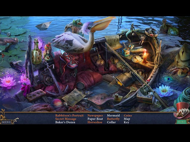 Bridge to Another World: Alice in Shadowland Game screenshot 2