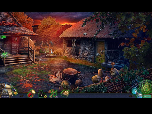 Bridge to Another World: Escape From Oz Collector's Edition Game screenshot 1