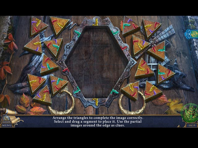 Bridge to Another World: Escape From Oz Collector's Edition Game screenshot 3