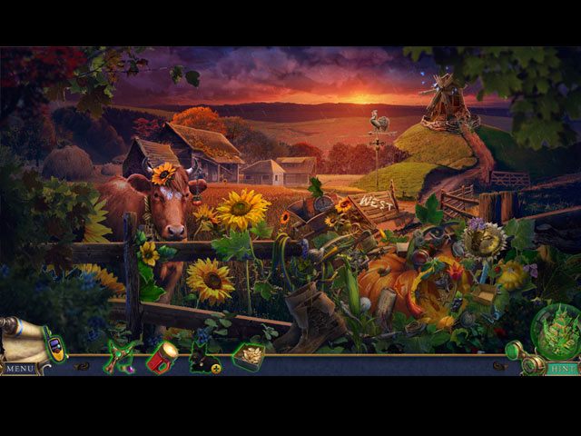 Bridge to Another World: Escape From Oz Game screenshot 1