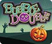 Free Bubble Double Halloween Game