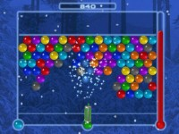 Bubble Ice Age Game screenshot 1