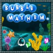Free Bubble Mayhem Game