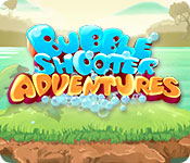 Free Bubble Shooter Adventures Game
