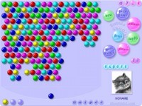 Bubble Shooter Deluxe Game screenshot 1