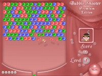 Bubble Shooter Premium Edition Game screenshot 1