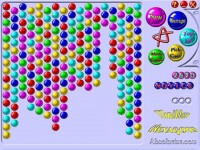 Bubble Thriller Game screenshot 1
