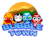 Free Bubble Town Game