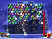 Bubble Xmas for PocketPC Game screenshot 2
