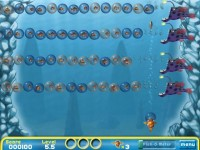 Bubblefish Bob Game screenshot 2