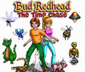 Free Bud Redhead: The Time Chase Game