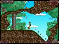 Bud Redhead: The Time Chase Game screenshot 1