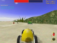 Bugged Out Rally Game screenshot 3