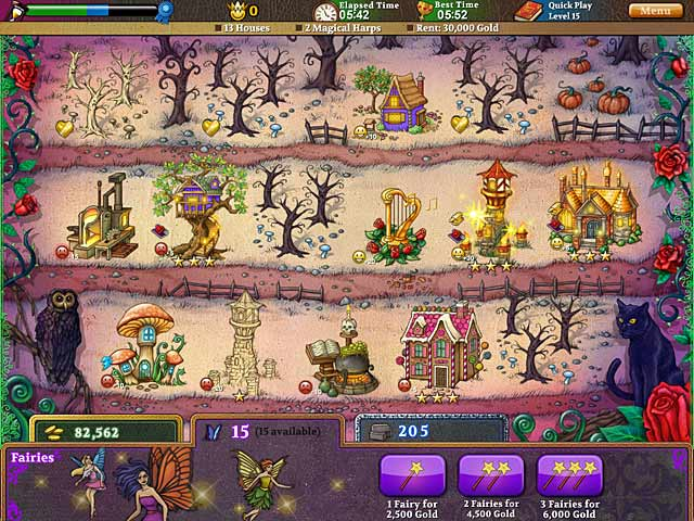 Build-a-lot: Fairy Tales Game screenshot 2