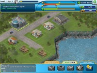 Build It Green: Back to the Beach Game screenshot 1