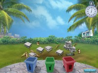 Build It Green: Back to the Beach Game screenshot 2