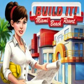 Free Build It! Miami Beach Resort Game
