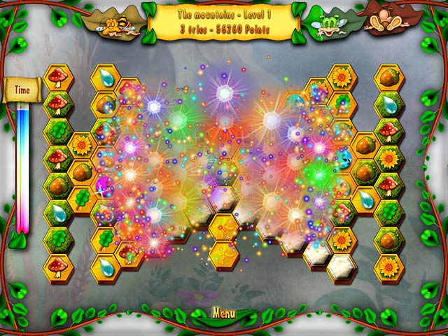 BumbleBee Jewel Game screenshot 3