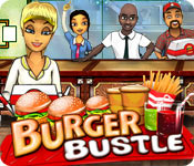 Free Burger Bustle Game