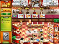 Burger Bustle Game screenshot 1