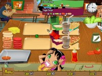 Burger Island Game screenshot 2