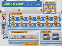 Burger Rush Game screenshot 1