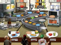 Burger Shop 2 Game screenshot 1