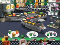 Burger Shop 2 Game screenshot 2