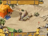 Buried in Time Game screenshot 1