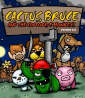 Free Cactus Bruce and the Corporate Monkeys 2 Game