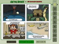Cactus Bruce and the Corporate Monkeys 2 Game screenshot 3