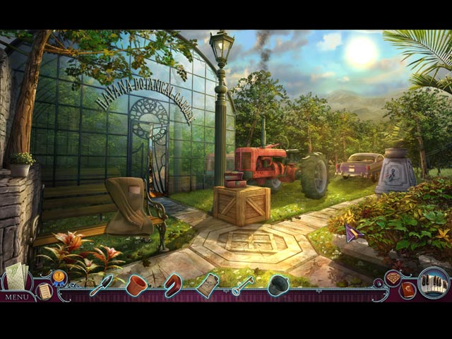 Cadenza: Havana Nights Collector's Edition Game screenshot 1