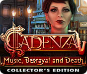 Free Cadenza: Music, Betrayal and Death Collector's Edition Game