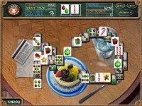 Cafe Mahjongg Game screenshot 3