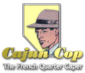 Free Cajun Cop: The French Quarter Caper Game