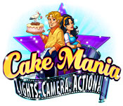 Free Cake Mania: Lights, Camera, Action! Game