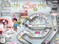 Candace Kane's Candy Factory Game screenshot 3