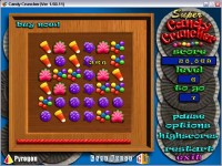 Candy Cruncher Game screenshot 1