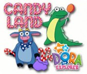 Free Candy Land: Dora the Explorer Edition Game