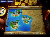 Captain Bubble Beard's Treasure Game screenshot 2