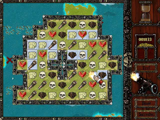 Caribbean Pirate Quest Game screenshot 3
