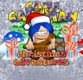 Free Carl the Caveman Christmas Adventures Game