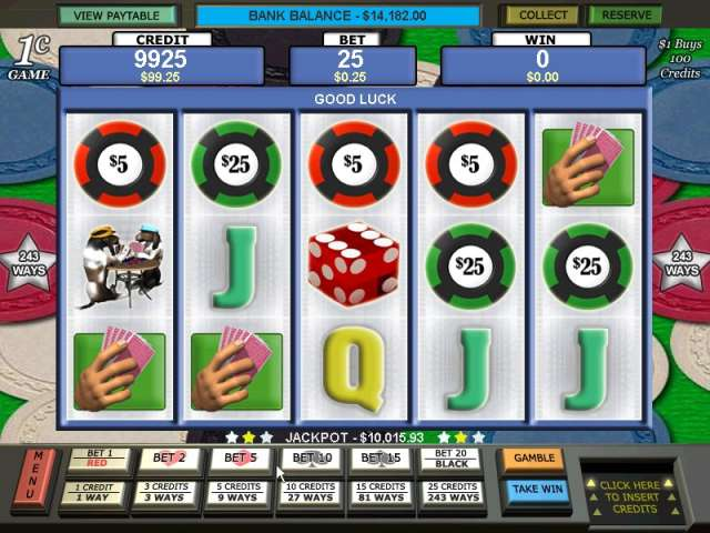 casino royale online casin0 game