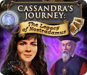 Free Cassandra's Journey: The Legacy of Nostradamus Games Downloads