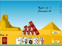 Castle of Cards Game screenshot 1