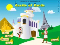 Castle of Cards Game screenshot 2