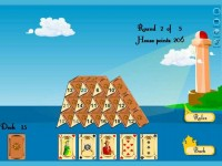 Castle of Cards Game screenshot 3